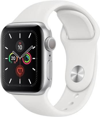 Apple Watch Series 5 40mm silber (Media Markt @eBay)