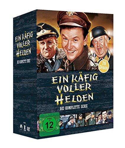 Ein Käfig voller Helden - Die komplette Serie DVD Box (26 DVD) (Amazon)
