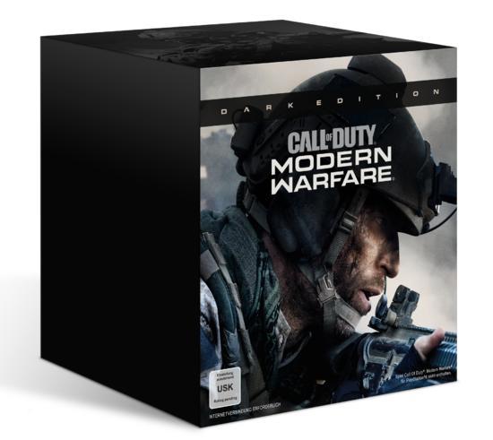 Call of Duty: Modern Warfare (2019) Dark Edition ps4Gamestop