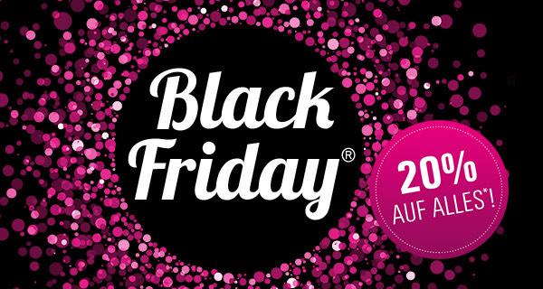 20% Black Friday Rabatt bei Hagel-Shop
