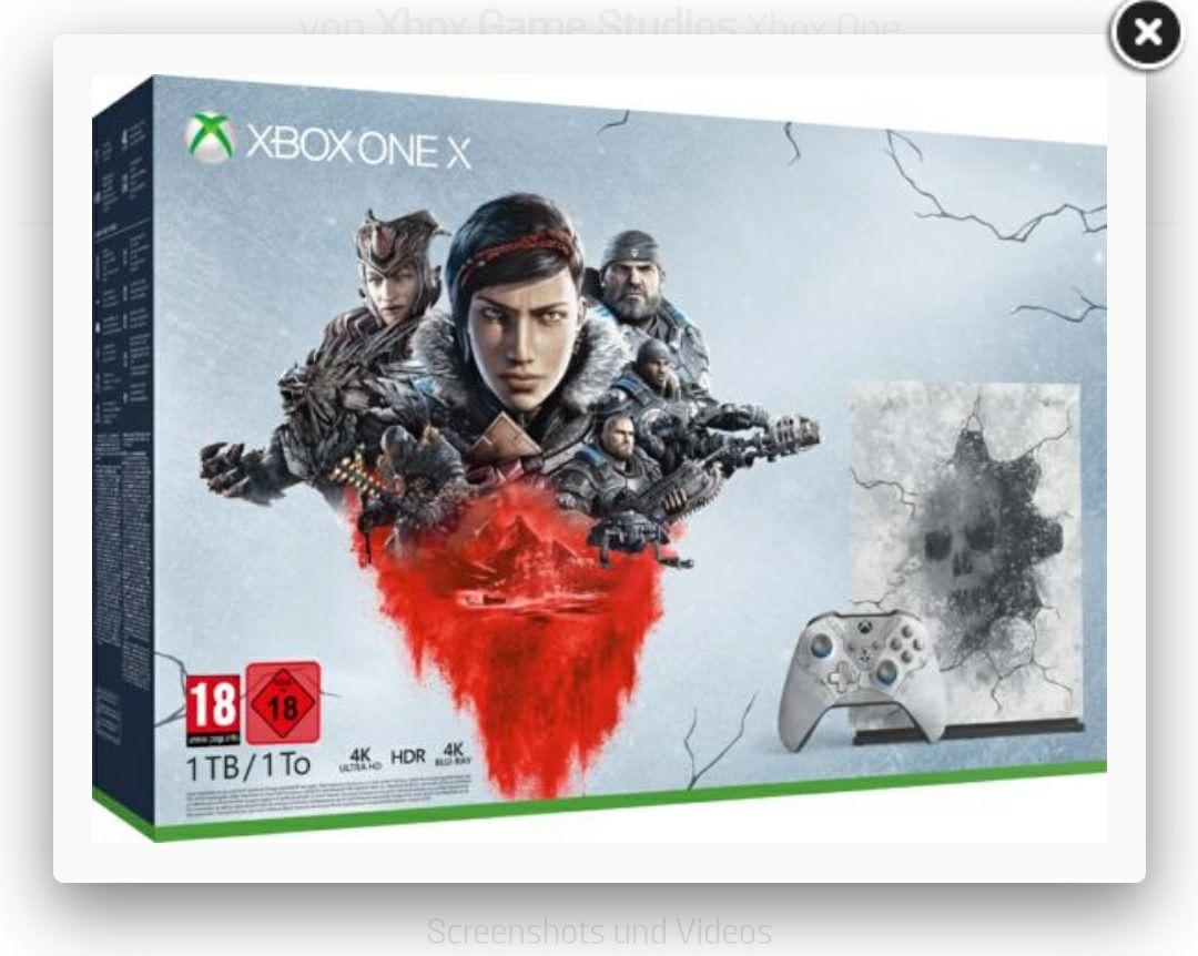 Xbox One X - Gamestop