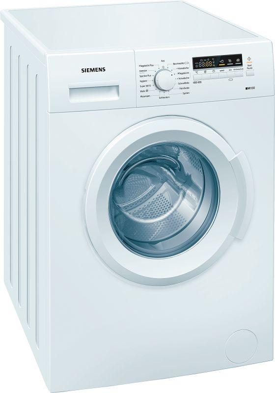 Siemens WM14B2ECO Energieeffizienzklasse A+++, Waschmaschine, 6 kg Füllmenge