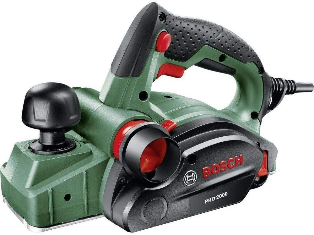 [Amazon.de] Bosch Elektro-Hobel PHO 2000 für 64,99€ (VGP 79,19€)