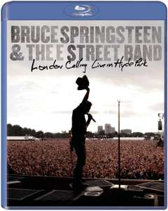 Bruce Springsteen- London Calling: Live in Hyde Park [Blu-ray] [Amazon Prime]
