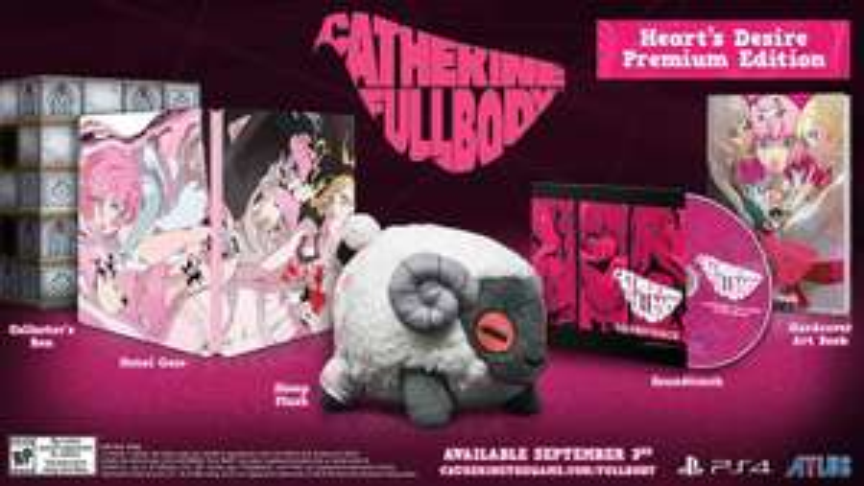 Catherine Full Body - Heart's Desire Premium Edition [PlayStation 4]