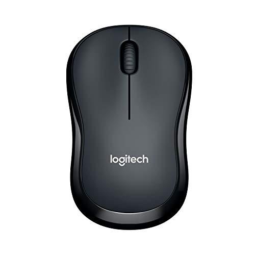 Logitech M220 Silent Kabellose Maus, 2.4 GHz Verbindung via Nano-USB-Empfänger [Amazon.de Prime]