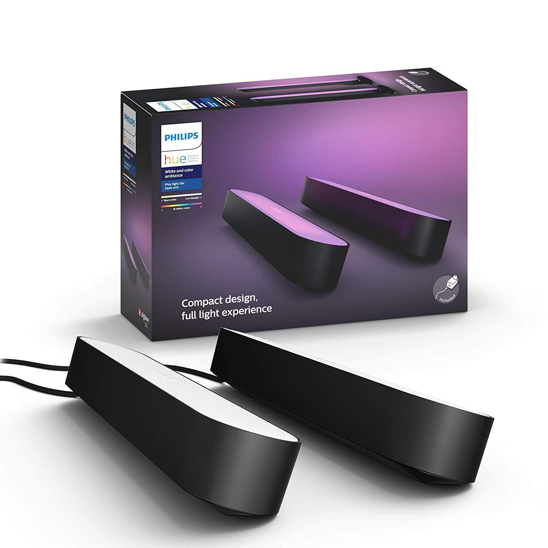[NEUKUNDE-BAUR + paydirekt] Philips Hue Play Lightbar 2er Set für nur 64,99€