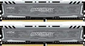 [Galaxus] Crucial Ballistix Sport LT BLS2K8G4D32AESBK 3200CL16 DDR4 RAM Arbeitsspeicher (nur 10 Stk.) für 61€.