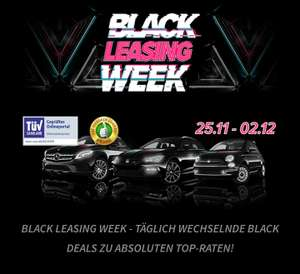 Black Leasing Week bei Leasingmarkt, z.B. Fiat 500 mtl. 66€ (EZ 12/19) [Privat]