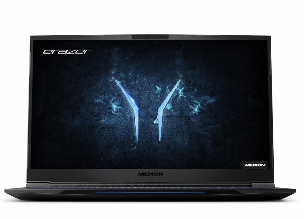 ERAZER® X17805, i7, RTX2070 MaxQ, Gaming Notebook