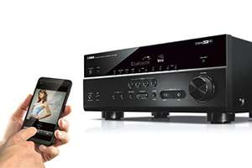 [Amazon FR, Kreditkarte] Yamaha RX-V683 7.2 AV Receiver für 412,8€