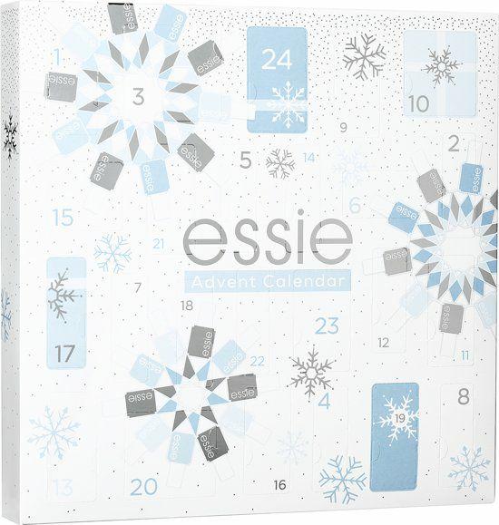 Essie Adventskalender 2019 Rossmann