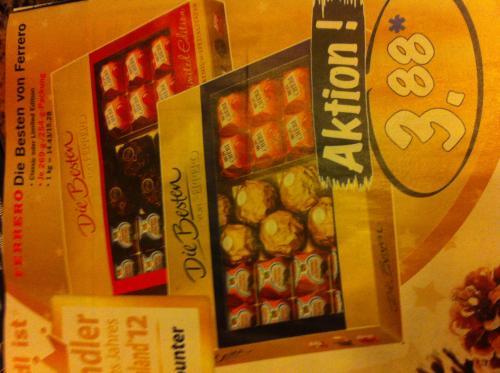 Die Besten von Ferrero 3,88 EUR @lidl