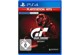 (Saturn) (PS4) Gran Turismo: Sport