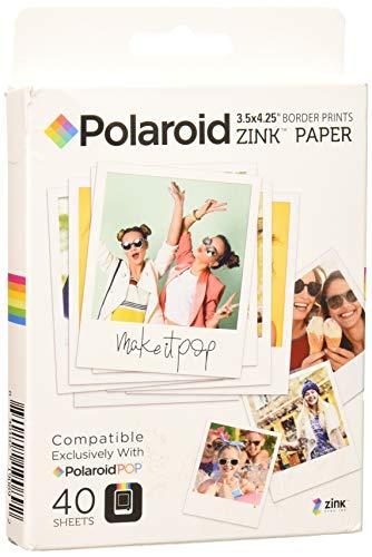 Polaroid 3,5 x 4,25 (8x10 cm) 40 Blatt
