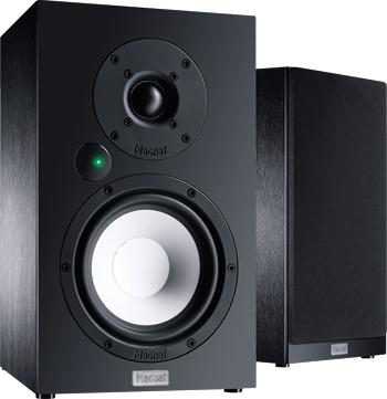 Magnat Multi Monitor 220 (2 x 40 Watt, Bluetooth, aptX)