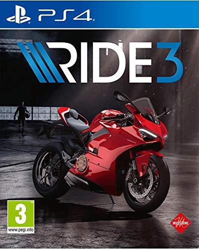Ride 3 für PS4 [Amazon.fr/Mediamarkt]