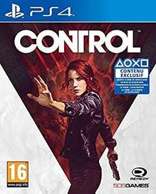 Control(PS4) [Amazon.fr]