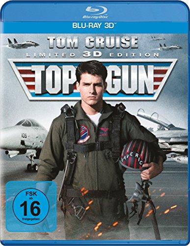 Top Gun 3D (3D Blu-ray) für 9,97€ (Amazon Prime & Dodax)