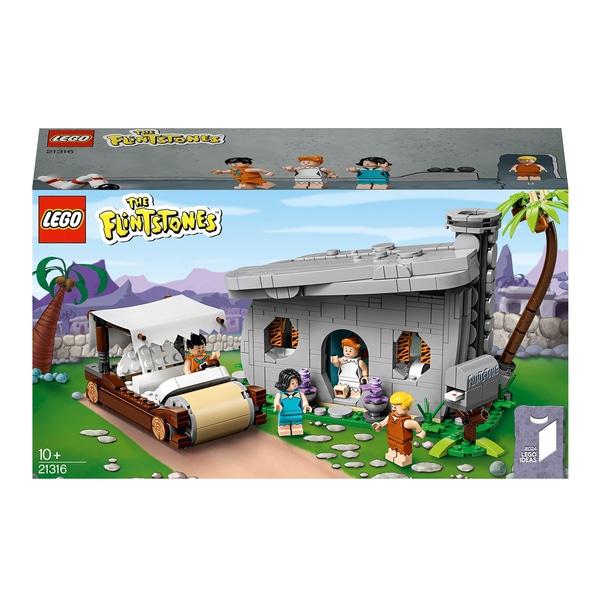 Lego The Flintstones - Familie Feuerstein (21316) bei [Smyth Toys]