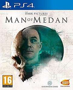 The Dark Pictures: Man of Medan(PS4) [Amazon.fr]