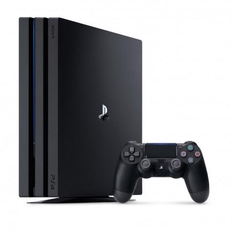 EDIT: Sony PlayStation 4 Pro 1TB schwarz (CUH-7216B)