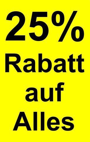 [Bremen] 25% auf alles bei Hot Shot: Vinyl, CD, Blu-ray, DVD, Shirts, alles.