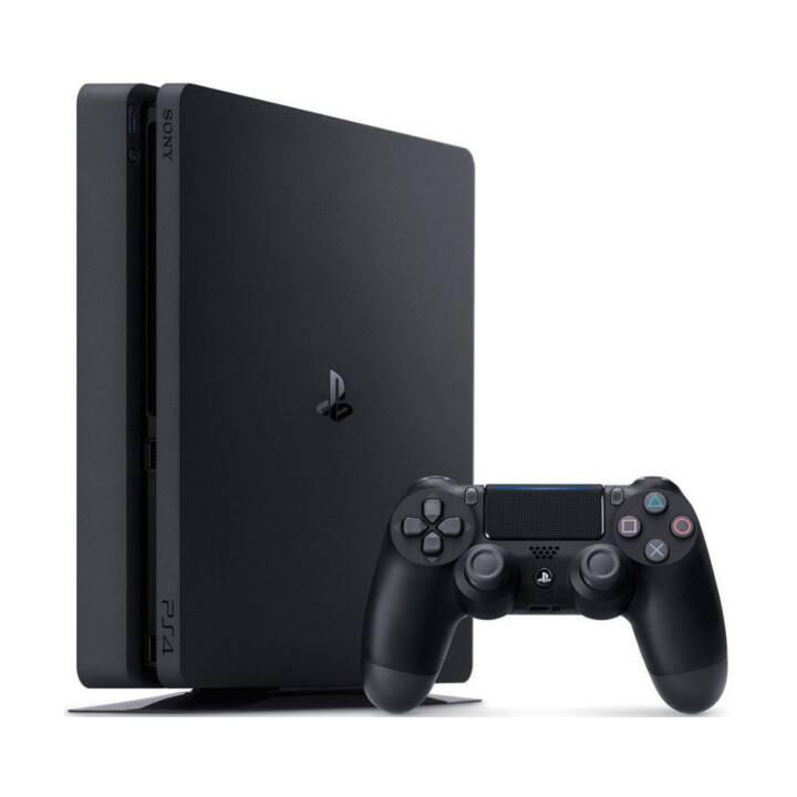 (SCHWEIZ) Pre-Black Friday SONY Playstation 4 Slim Jet Black 1 TB