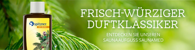 Spitzner Saunaaufgüsse 10-18% -5€ Gutschein und 2x 30ml gratis Duftproben