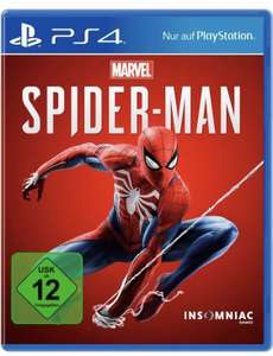 [Otto] Spider-Man (PS4) inkl. VSK (Bestandskunden)