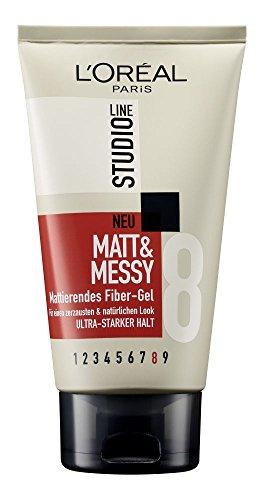 L'Oréal Paris Studio Line Matt & Messy 6erPack mit 40% Amazon Rabattgutschein