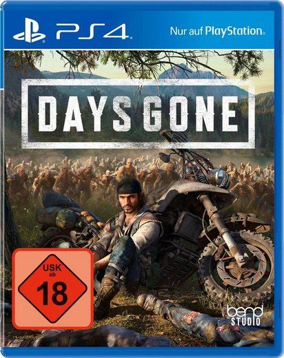 Days Gone PS4 29,99€ + 5,95€ Versand (bzw. ~14,34€ als Neukunde) [Otto.de]