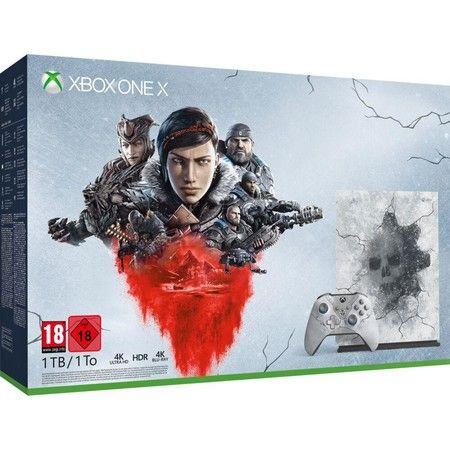 [Lokal Expert Langenhagen] Microsoft Xbox One X 1 TB Gears 5 Limited Edition Spielekonsole