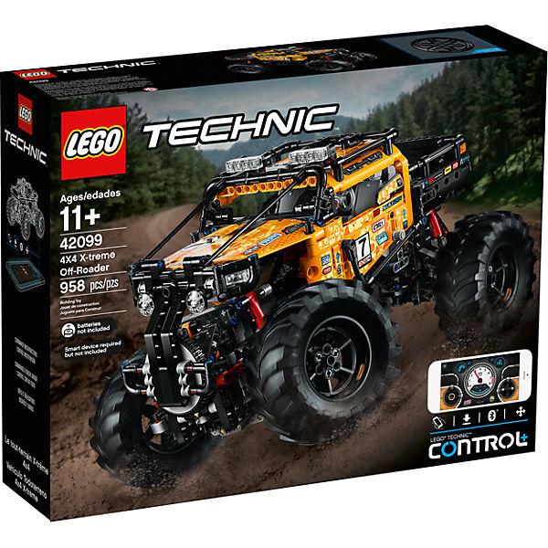 [myToys] LEGO Technic 42099 - 4x4 X-treme Off-Roader