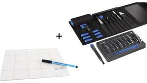 iFixit Pro Tech Toolkit + Magnetic Project Mat Pro (mit SOFORTÜberweisung 55,00 €)