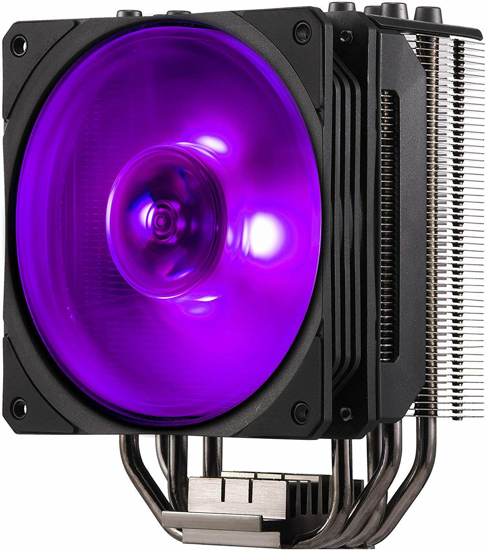 CoolerMaster Hyper 212 RGB Black Edition CPU-Kühler (Amazon.fr)