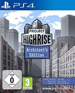Project Highrise: Architect's Edition (PS4) für 7,99€ (Amazon Prime)