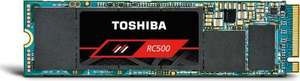 Toshiba RC500 NVMe 2280 500GB oder 250GB Notebooksbilliger