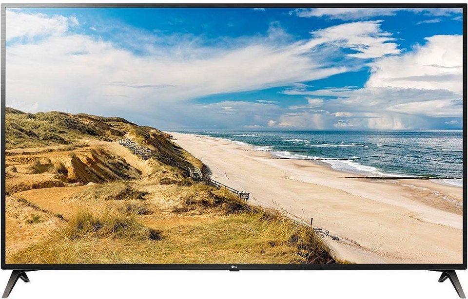 LG 70UM7100PLA LCD-LED Fernseher (177 cm/70 Zoll, 4K Ultra HD, Smart-TV)