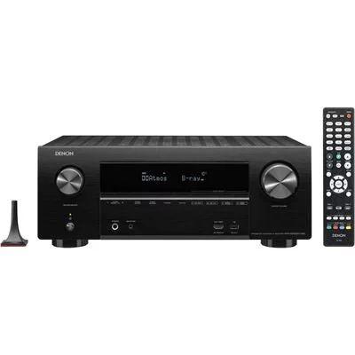 Audio Video Receiver Denon AVR X2600H-DAB 4k