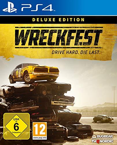 Wreckfest Deluxe Edition PS4