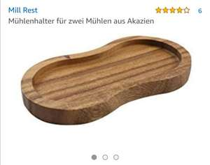 Black Friday Amazon Deal Mühlenhalter für Pfeffermühle