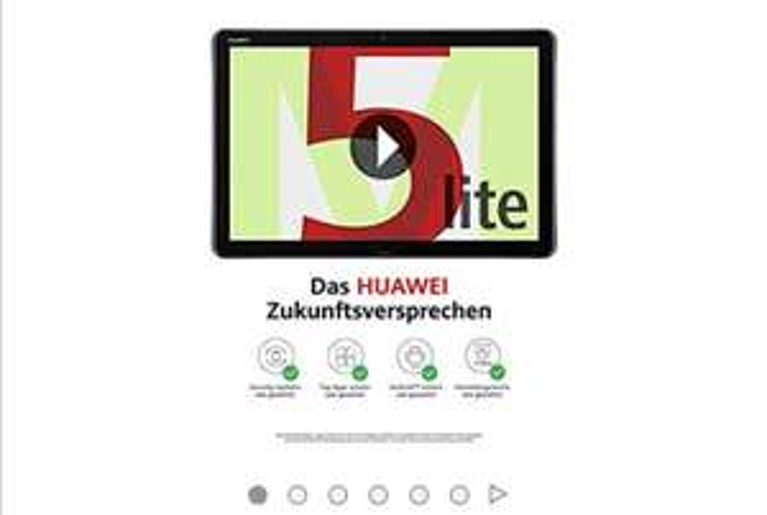 Amazon Black Friday Huawei Media pad M5 Lite 64GB
