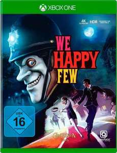 Sammeldeal z.B We Happy Few(Xbox One & Ps4) für 15,94€ & Wasteland 2 für 22,99€ (Switch) [Otto]