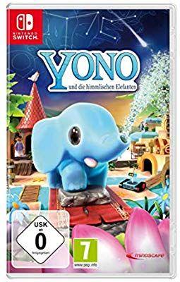 Yono und die himmlischen Elefanten (Switch) [Amazon Prime & Saturn & Mediamarkt Abholung]
