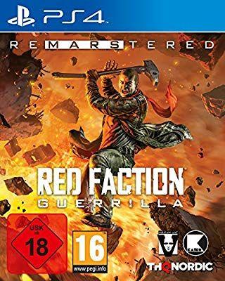 Red Faction: GuerrillaRe-Mars-tered (PS4) [Amazon & Saturn & Mediamarkt]