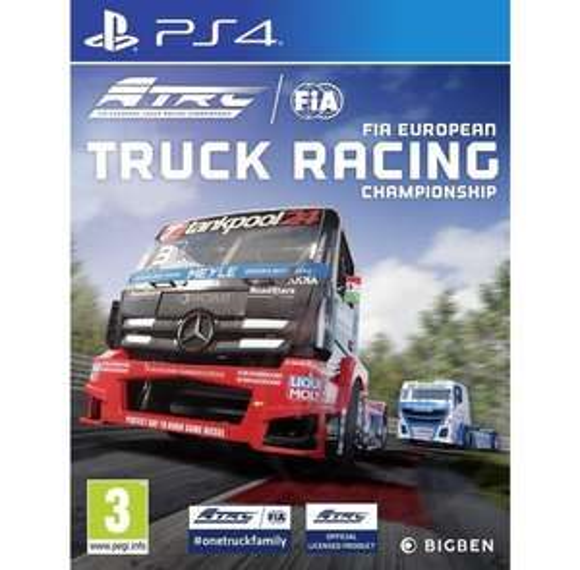 [coolshop.de] FIA European Truck Championship (für Xbox One & PS4)