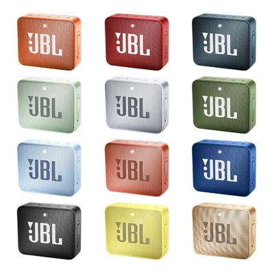 [medimax] JBL GO 2 - mobiler Bluetooth Lautsprecher (IPX7)
