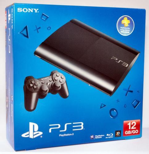 PS3-Superslim 12GB @ MediaMarkt online