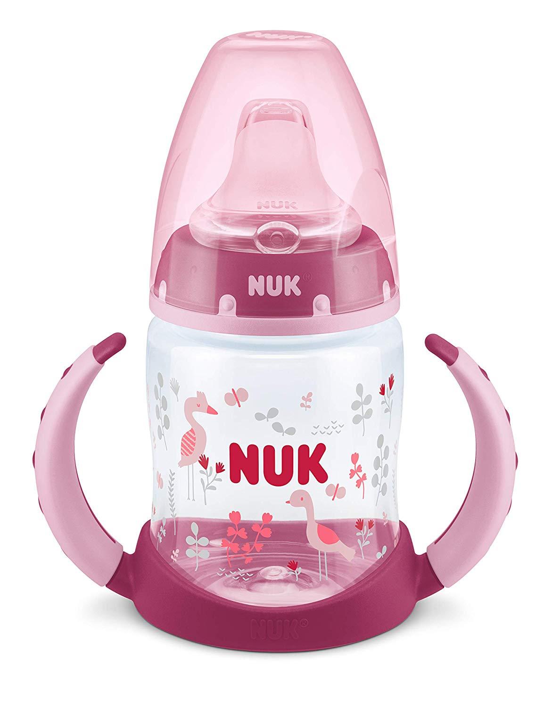 Plus Produkt: Nuk First Choice Trinklernflasche,ver. Farben